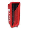 CATO Chief Plastic Fire Extinguisher Cabinet - Red