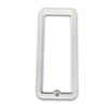 CATO White Frame w/ Lock for the Chief Fire Extinguisher Cabinet