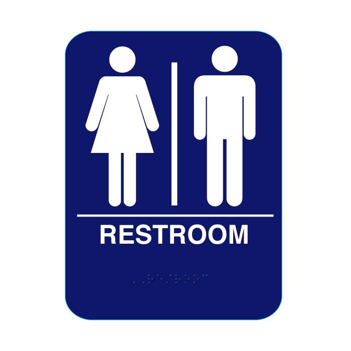 Bathroom or restroom