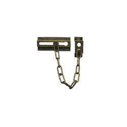 Solid Brass Door Chain