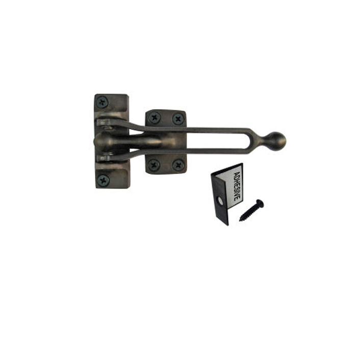 Charmant Cal Royal SBDG00 US10B Oil Rubbed Bronze Swing Bar Door Guard W/ Angle  Protector #SBDG00 US10B