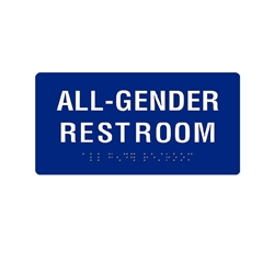 All Gender - Blue