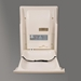 Diaper Depot 3300 Vertical Baby Changing Station by SSC, Inc. (Safe-Strap Co.)  - SSC-3300