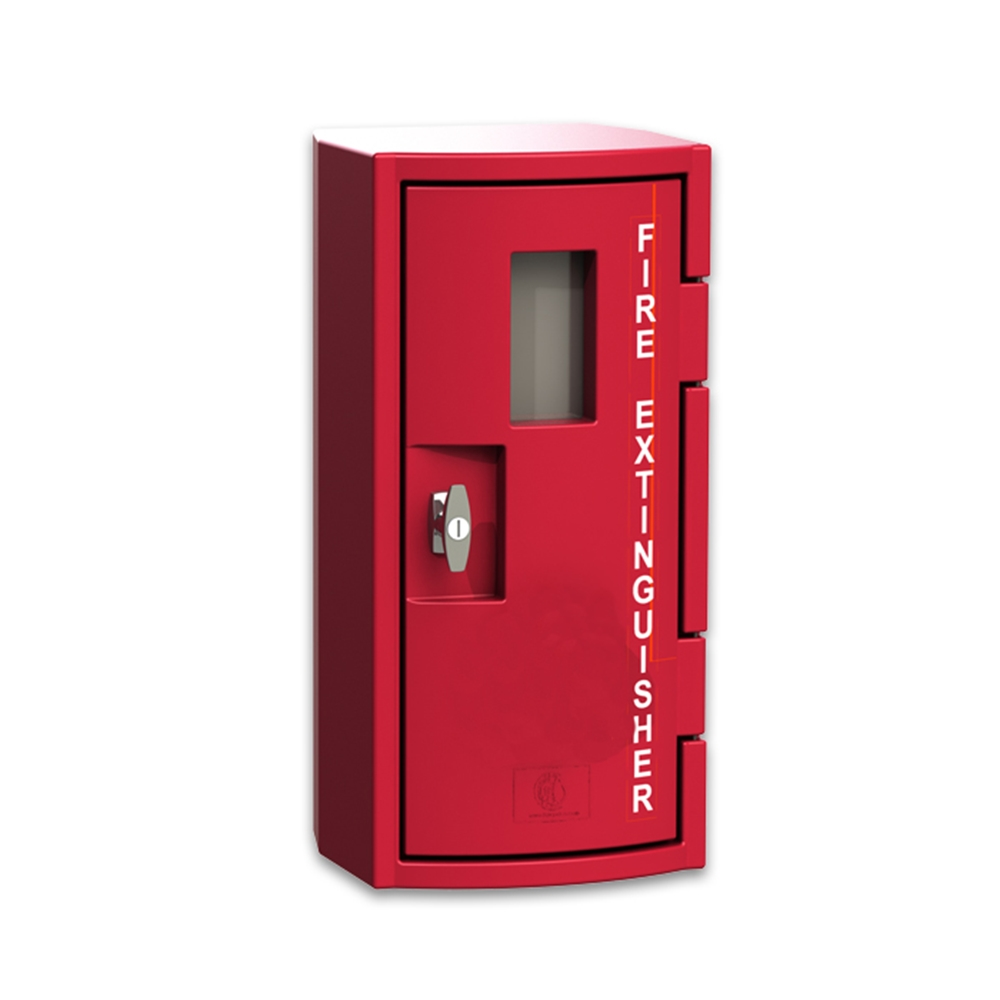 Fsp Cfe450rl 10 Lbs Plastic Fire Extinguisher Cabinet