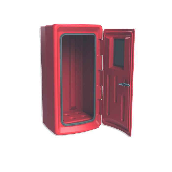 Fsp Cfe0450 Bm L 10 Lbs Plastic Fire Extinguisher Cabinet