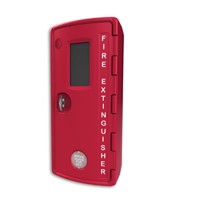 Fsp Cfe0900 Bm L 20 Lbs Plastic Fire Extinguisher Cabinet