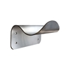 The DoorWave™ Hands Free Foot Pull Stainless Steel