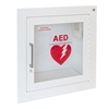 JL 1415G12 Recessed AED Cabinet with Lock