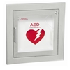JL 1435F12 Recessed Stainless Steel AED Cabinet