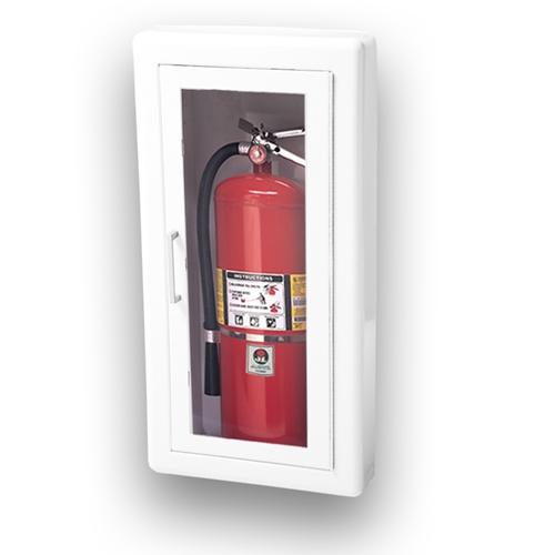 jl ambassador 1017f10 semi recessed 10 lbs fire extinguisher