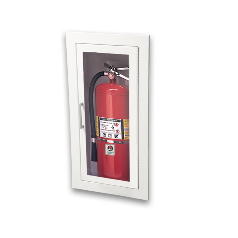 Jl Ambassador 8115f10 Recessed 5 Lbs Fire Extinguisher