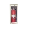 JL Classic Series 9163Z30 Surface Mounted 5-6lb. Fire Extinguisher Cabinet