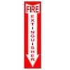 JL DRFA Fire Extinguisher Decal