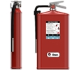 JL Orbit FE10V Low Profile High Performance ABC 10lbs. Fire Extinguisher