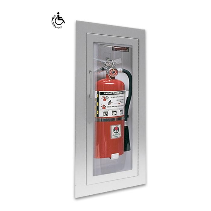 ... Clear VU Aluminum Cabinet ...