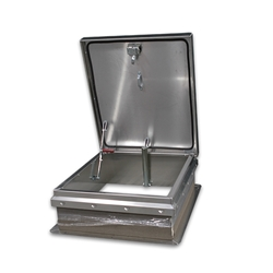 Diamond Series Aluminum Roof Hatch
