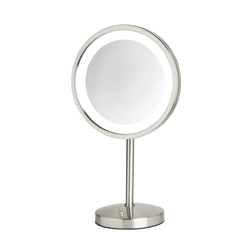 5X LED Halo Light Vanity Mirror
