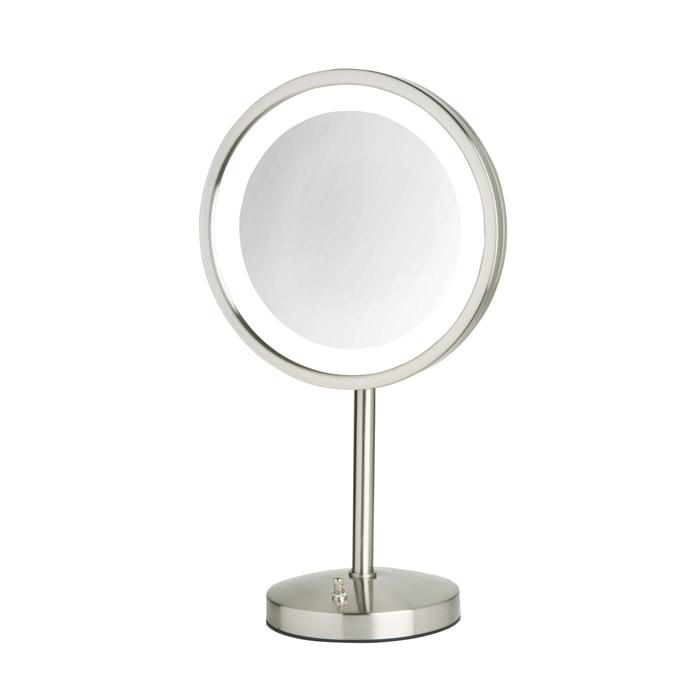 Jerdon Makeup Mirror How To Replace Bulbs Mirror Ideas