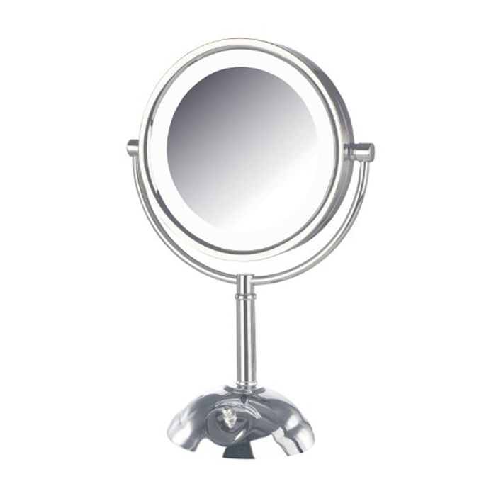 Jerdon Model Hl8808cl 8x Led Lighted Vanity Mirror