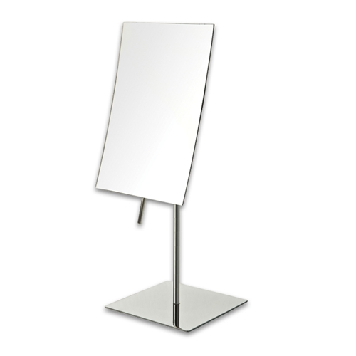 Jerdon JP358C Rectangular Table Top Mirror