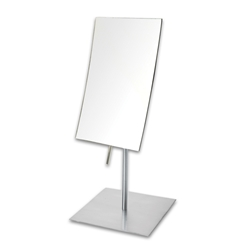 Jerdon JP358N Rectangular Table Top Mirror
