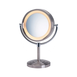 Lighted Vanity Top Mirror 5x - The Classic Series HL745NC
