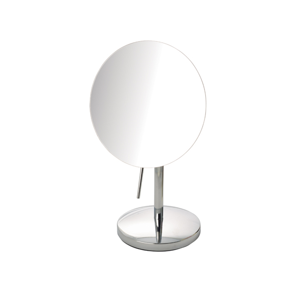 Sharper Image Makeup Mirror.Jerdon Jrt585c Sharper Image 5x Magnification Slimline Series Vanity Mirror Chrome