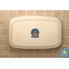 Koala KB200-00 Cream Baby Changing Station Horizontal