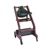 Bistro High Chair Cherrywood by Koala KB319-06