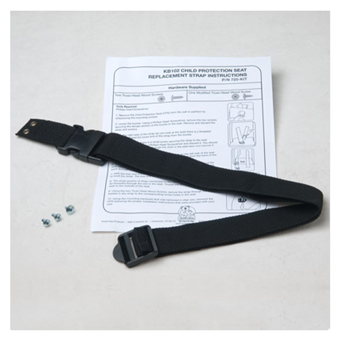 Strap Kb725 Kit For Koala Child Protection Seat Kb725 Kit