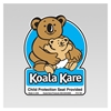 Koala Restroom Door Label for KB102- Model 795