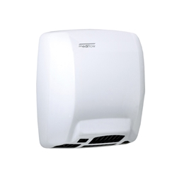 Mediflow® M02A Hand Dryer - Automatic - White Epoxy - LogicDry