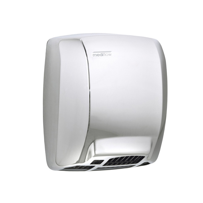 Mediflow 174 M03ac Hand Dryer Automatic Stainless Steel