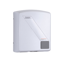 Junior M88 - Hand Dryer - Push Button - White - ABS