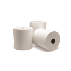 Paper Towel Roll - White