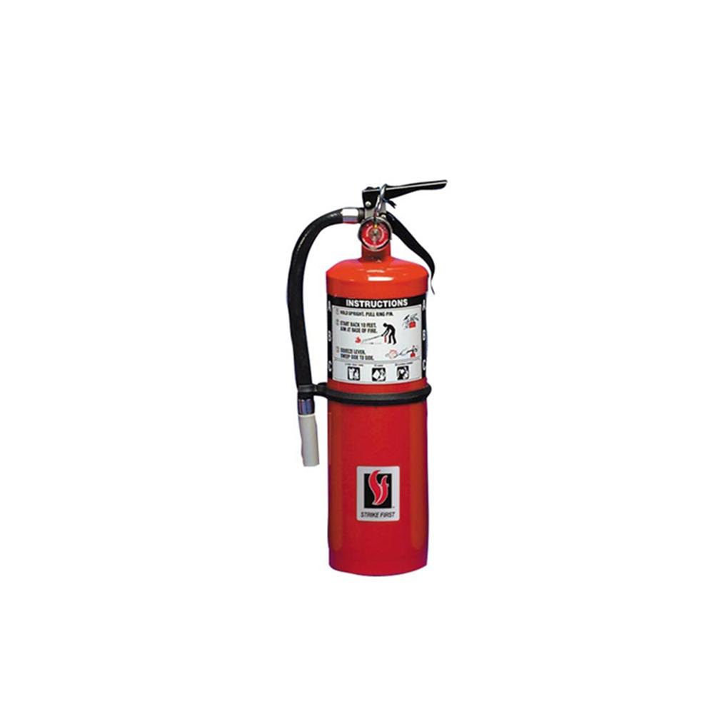 Fire Extinguisher 5lbs With Wall Bracket Sfc Abc 5 Alv W