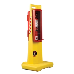 Centurion Portable Fire Extinguisher Stand - 20 Lb