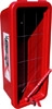 Plastic Fire Extinguisher Cabinet Red PC-105-Red plastic fire extinguisher cabinet, plastic fire cabinet, fiber glass fire extinguisher cabinet