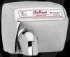 World Dryer Hand Dryer - AirMax Series Automatic Recessed Cast Iron - Model XRM