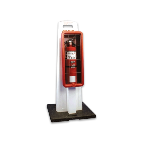 Portable Fire Extinguisher Cabinet For 20 Lbs Extinguisher