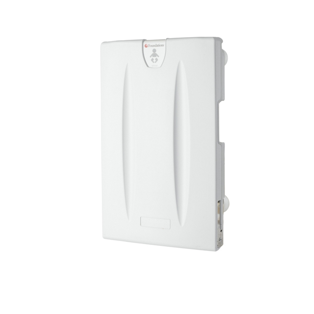 Brocar By Foundations Baby Changing Station Vertical