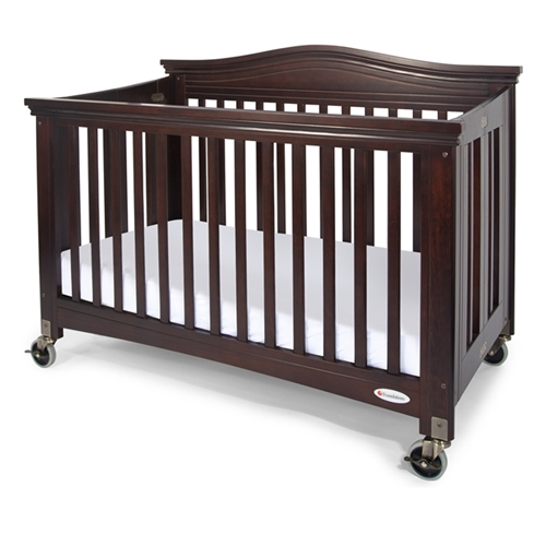 Full-Size Folding Crib