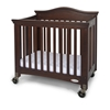 Royale™ Folding Fixed-Side Compact Crib