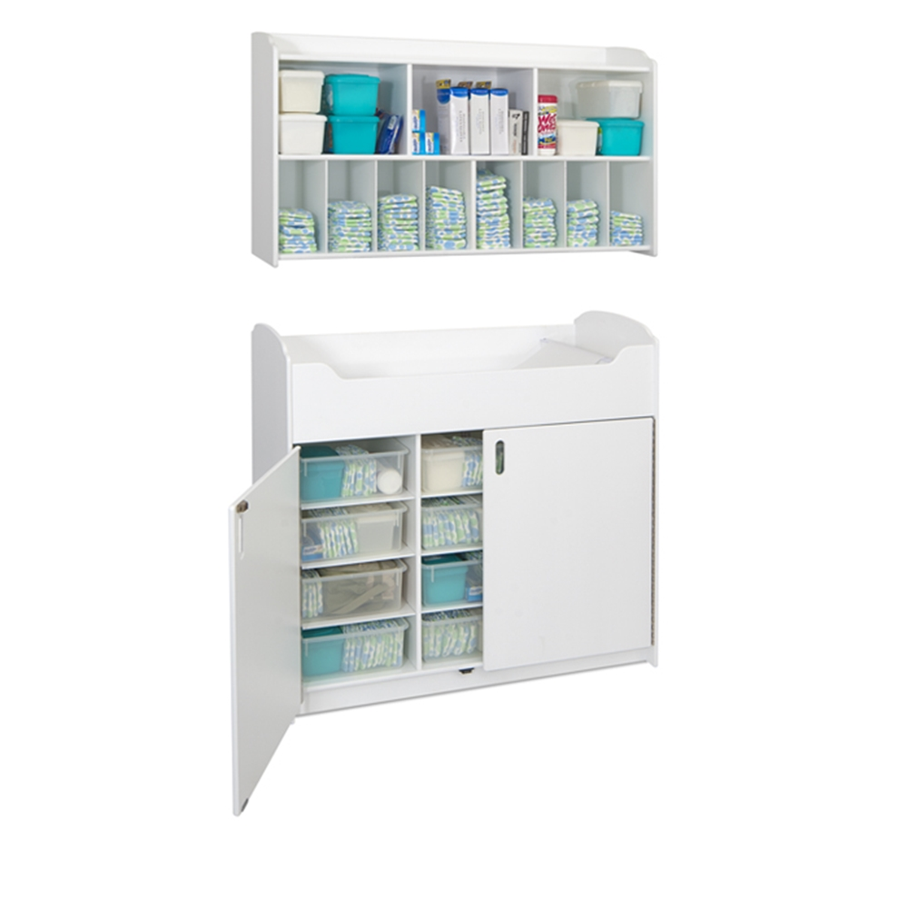 Foundations Serenity Baby Changing Table 1773127 White Fc 1773127
