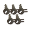 Palmer Fixture 5 pack replacement keys (Key 1) SP0100