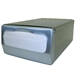 Palmer ND0061-13 Counter Top Mini-Fold Napkin Dispenser Stainless Steel - PF-ND0061-13