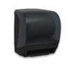 Palmer Fixture TD0235-02P Inspire Hands Free Electronic Paper Towel Dispenser - Black Translucent