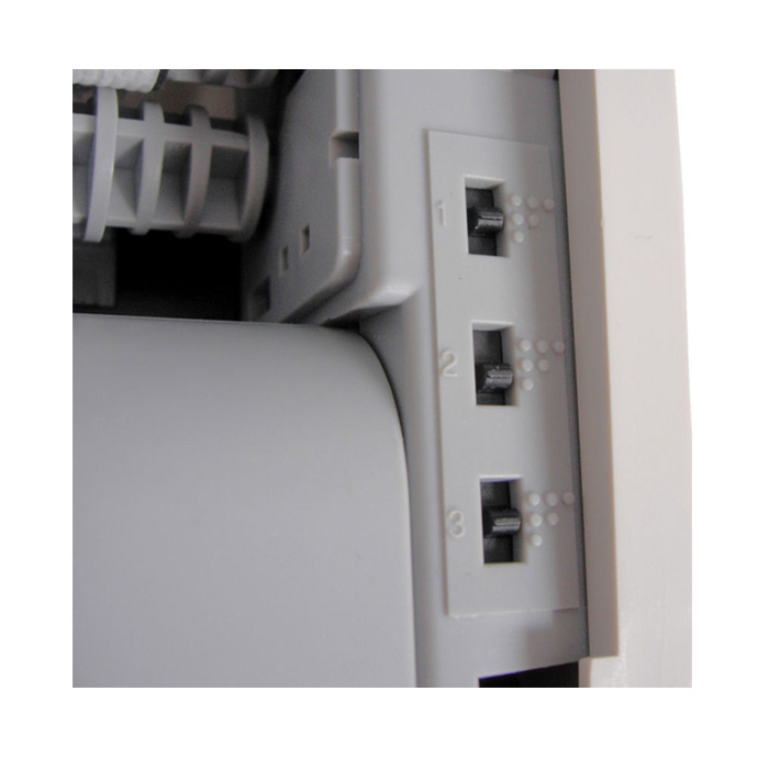 Bradley 2494 Automatic Paper Towel Dispenser Surface